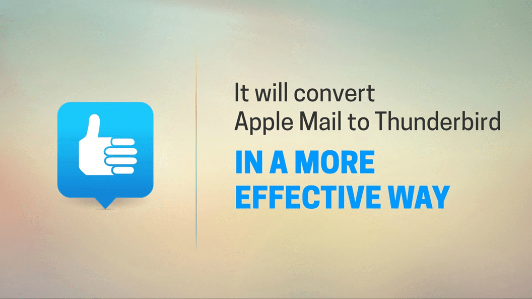 Converting Apple Mail to Thunderbird - 6 things Users Crave 1