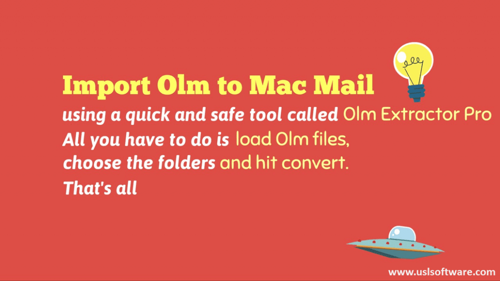 convert olm to apple mail free