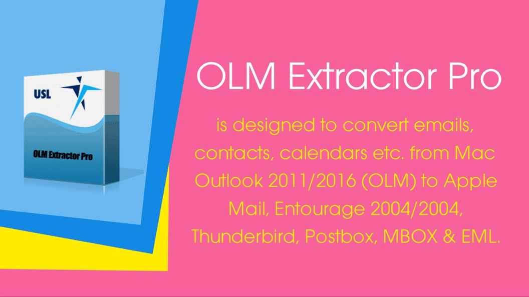 olm to entourage conversion