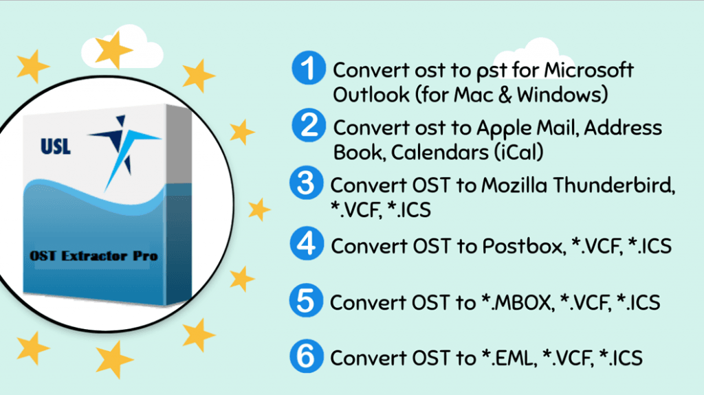 OST to PST Converter Outlook 2016
