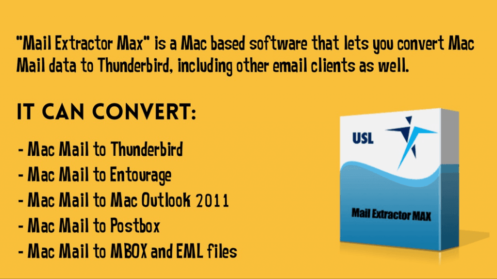 mac mail to thunderbird conversion