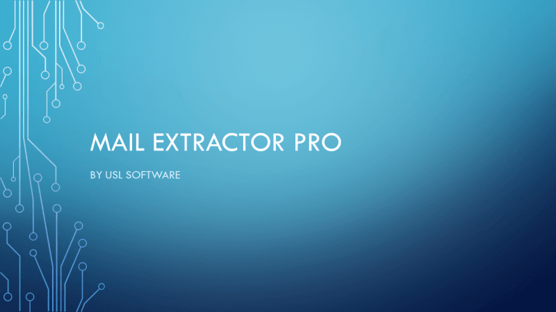 Apple Mail to PST Conversion Quick and Easy Way 1