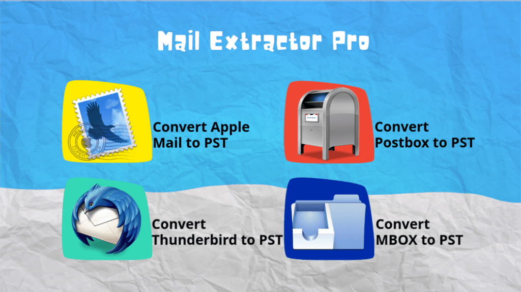 Export Apple Mail to Outlook Windows