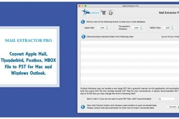 Transfer Thunderbird folders to Outlook