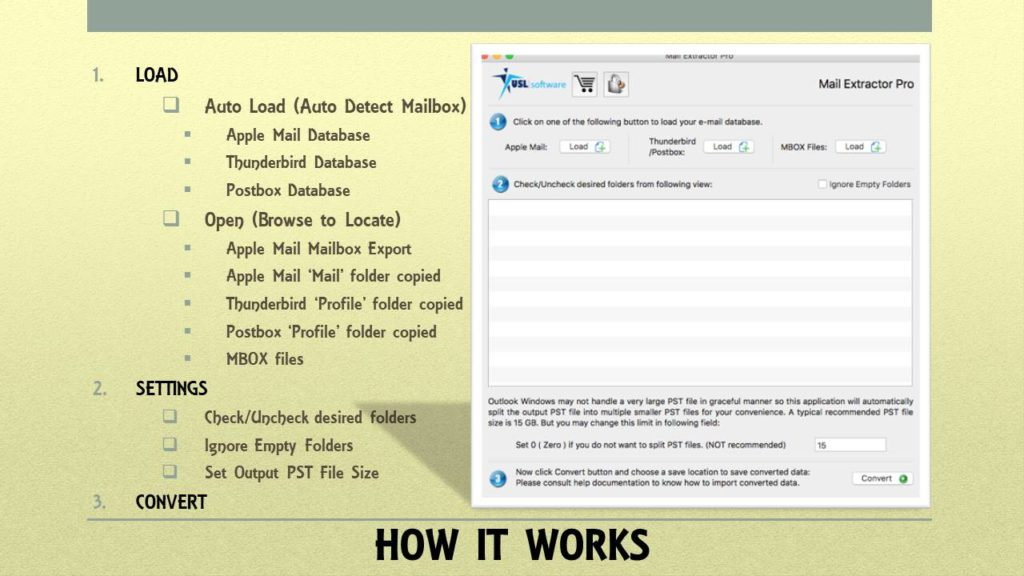 Mac Mail MBOX to PST Conversion